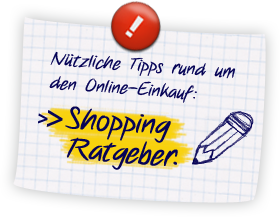 shopping ratgeber mobile