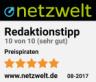 Netzwelt Award für Preispiraten